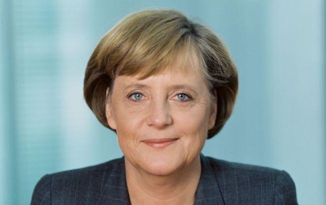 Меркель вдевятый раз переизбрали председателем партии ХДС