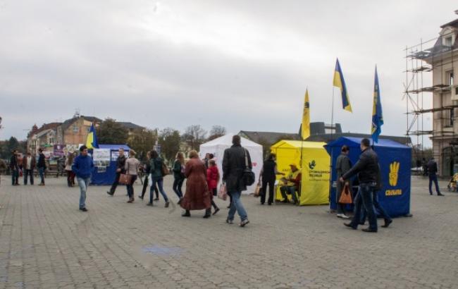 Милиция возбудила 333 уголовных дела по фактам нарушений в ходе избирательной кампании в Украине