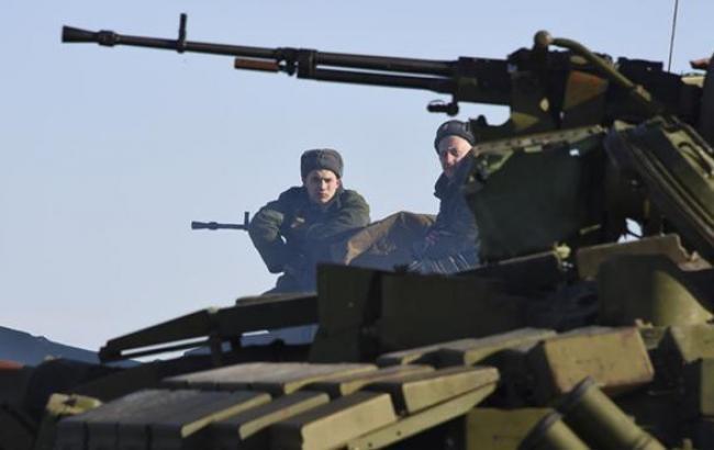 Боевики за день нарушили режим прекращения огня 18 раз, - штаб
