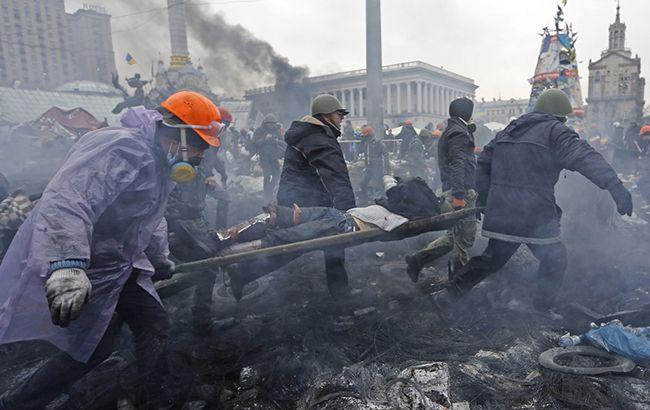 Революция Достоинства: пять лет назад начались расстрелы на Майдане