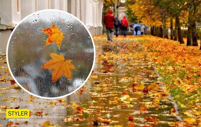 Особого тепла в сентябре не ждите: синоптики обновили прогноз на осень
