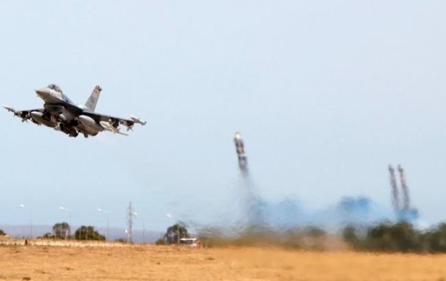 Истребители НАТО перехватили российский самолет возле берегов Латвии