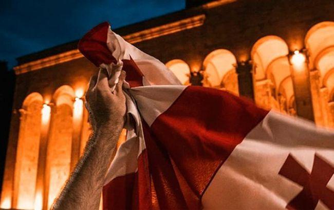 Протестующие в Грузии выдвинули новый ультиматум