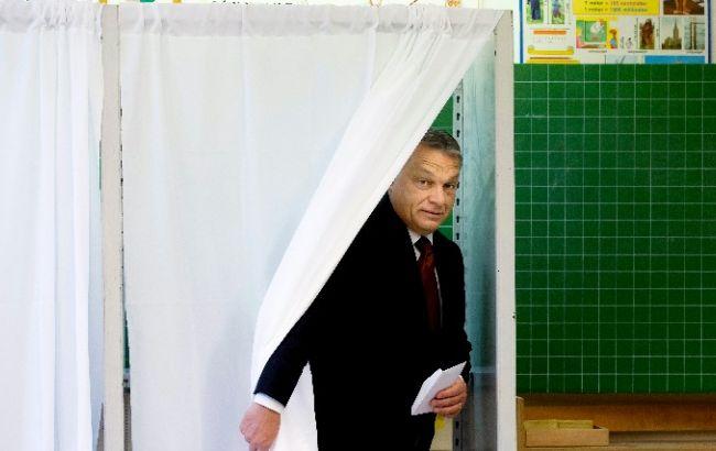 Фото: Виктор Орбан допускает свою отставку
