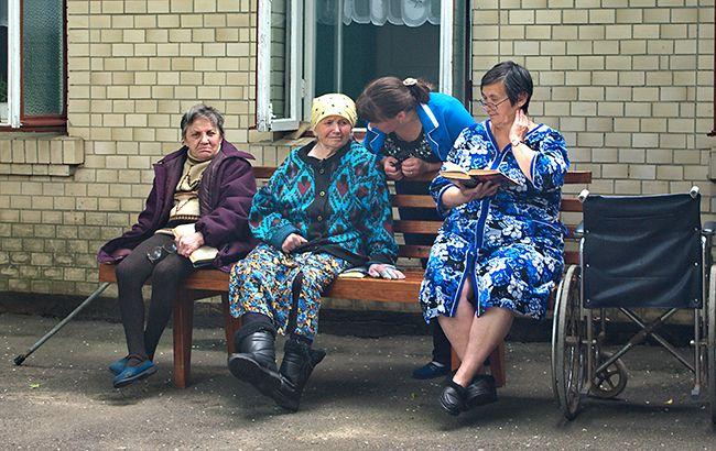 сосновая роща дом престарелых в рмэ
