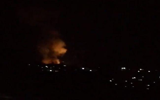 В результаті обстрілу в Дамаску загинули чотири мирних жителя