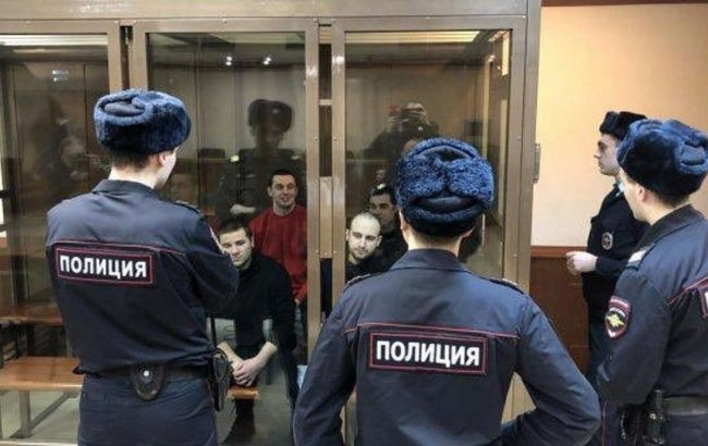 ФСБ Росії висунула обвинувачення українським морякам в остаточній редакції