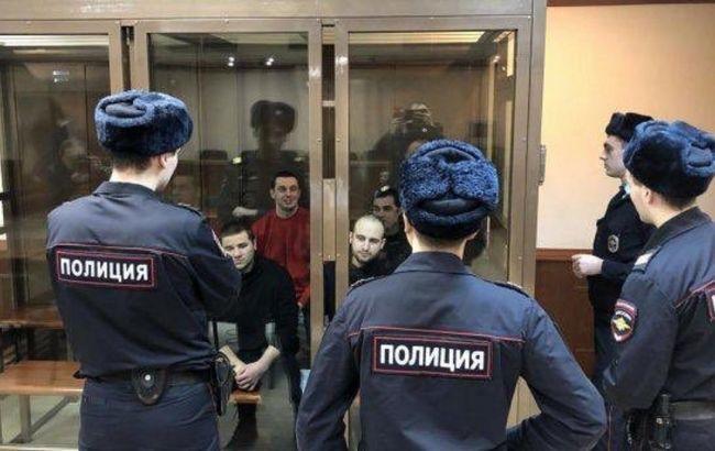 ФСБ РФ предъявила обвинение украинским морякам в окончательной редакции