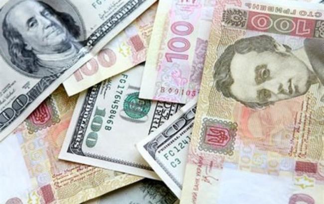 Гривня намежбанке торгуется по25,38 задоллар