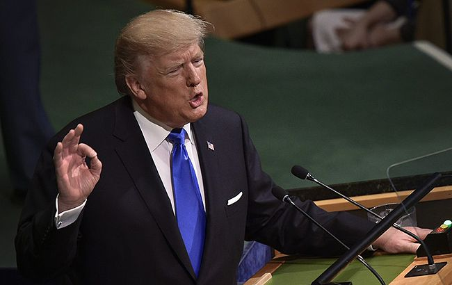 Трамп обвинил КНДР в финансовом снабжении терроризма