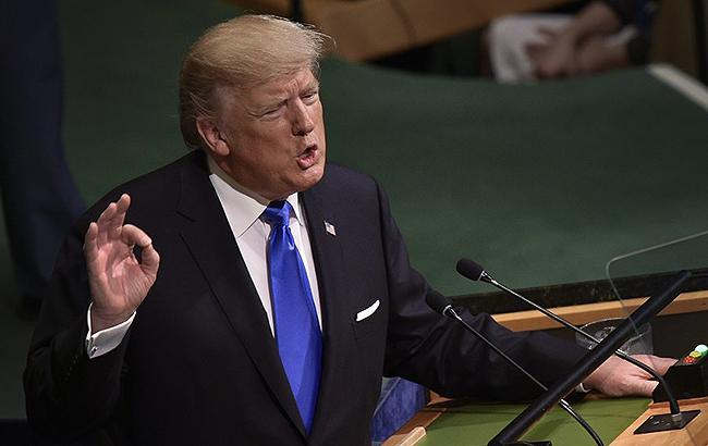 Фото: Дональд Трамп (president.gov.ua)