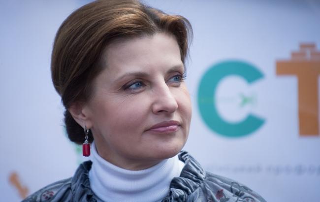 Фото: Марина Порошенко (president.gov.ua)