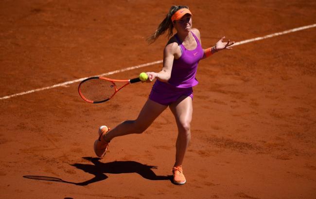 Фото: Світоліна вперше зіграє в 1/4 фіналі в Римі