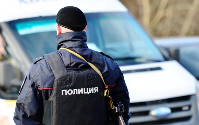 Фото: в Дагестане неизвестные обстреляли полицейских