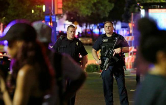 Фото: стрілянина в Далласі