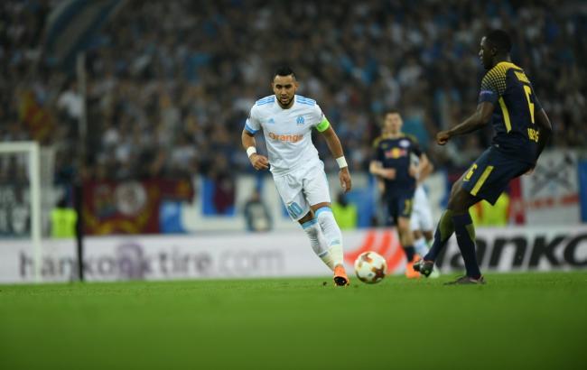 «Марсель» победил «РБЛейпциг» ивышел вполуфинал Лиги Европы