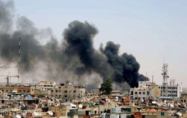 Фото: в Дамаску прогримів вибух