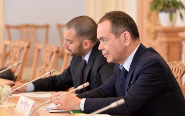 Италия поддерживает территориальную целостность и суверенитет Украины, - посол