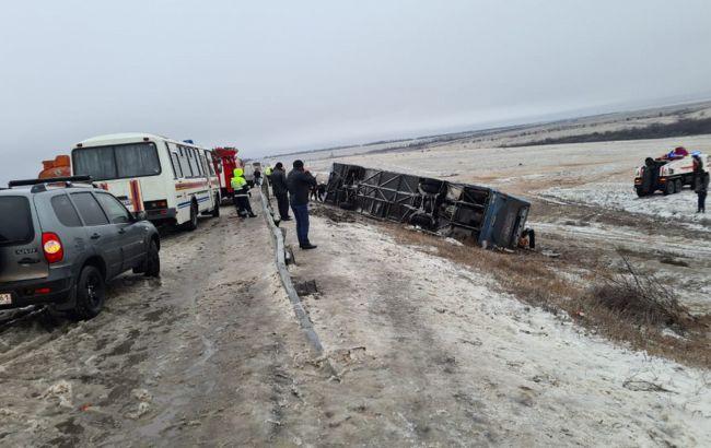 МИД подтвердил гибель украинцев в ДТП с автобусом в России