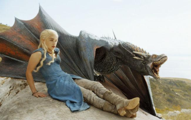 """Дракони в 7 сезоні """"Гри престолів"""" стали проблемою для письменників"""