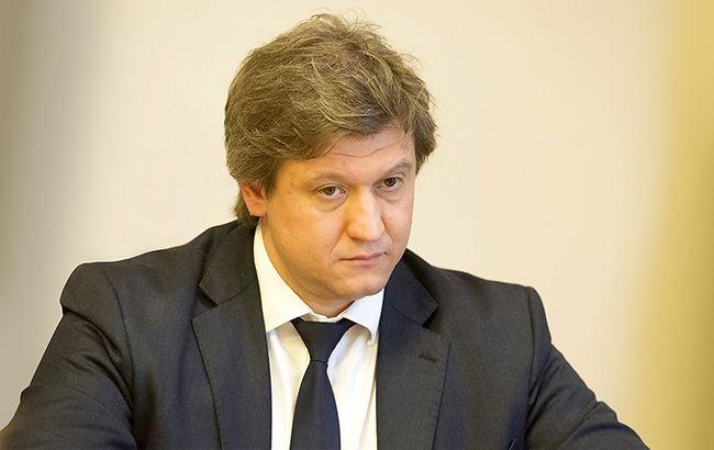 Министр финансов Александр Данюлюк может столкнуться с бюджетными рисками, если выделение транша МВФ Украине затянется