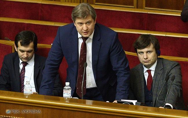 Госбюджет-2018: Данилюк представил документ в Раде