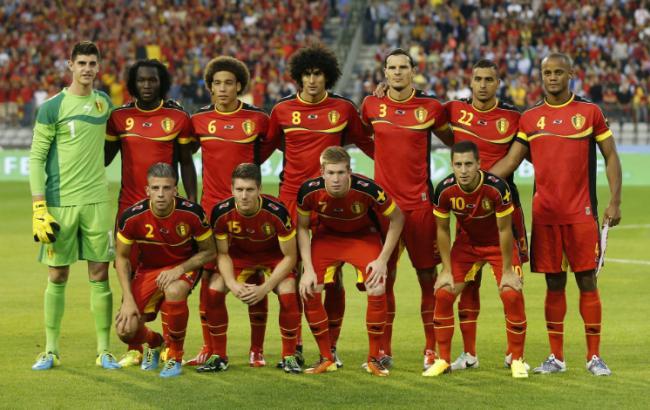 Товарищеский матч Бельгия - Португалия отменен из-за терактов