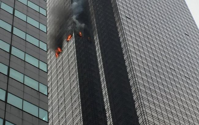 Напожаре в«Башне Трампа» умер 1 человек— США