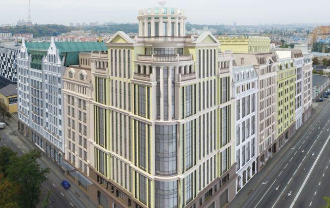 """В Украине активно развивают """"зеленое"""" строительство"""