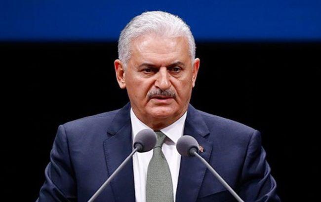 Фото: премьер-министр Турции Бинали Йылдырым (flickr.com/Daykan.com)