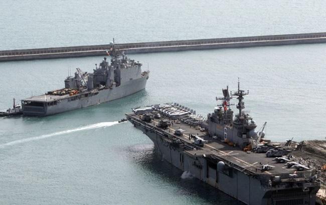 Фото: США и Южная Коре начали сегодня военные учения