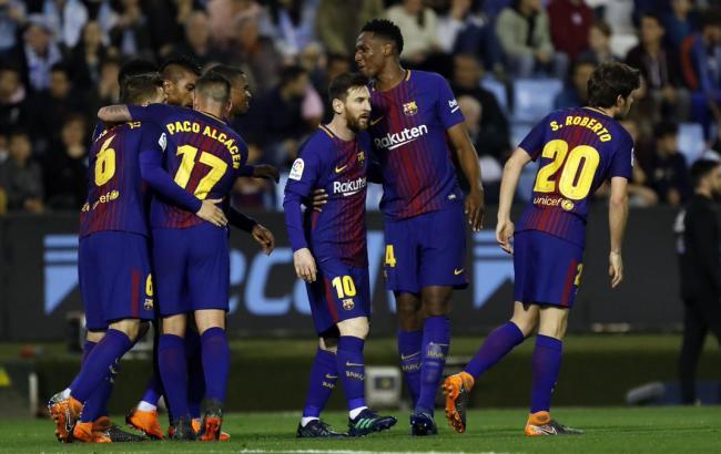 Фото: (twitter.com/FCBarcelona)