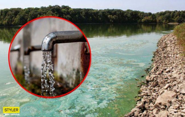 Утечка химикатов в реке Рось: названо самое загрязненное место