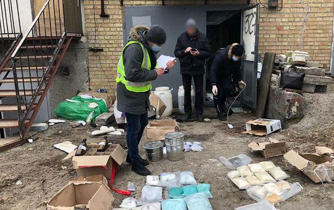 В Украине ликвидировали более сотни интернет-магазинов по продаже наркотиков