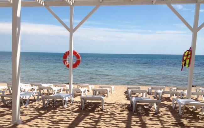 """У мережі показали """"забиті"""" пляжі Криму"""