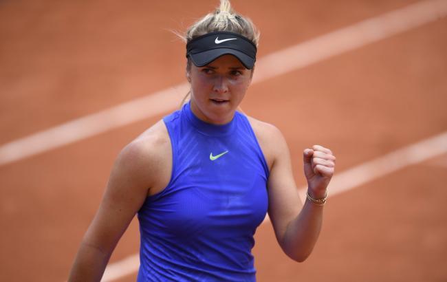 Свитолина обновила национальный рекорд Украины врейтинге WTA