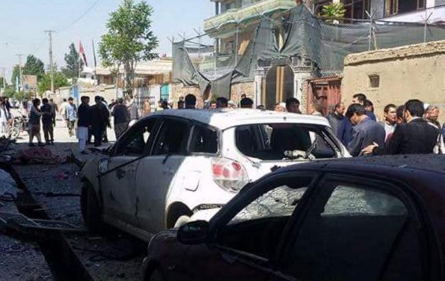 У Кабулі стався вибух біля центру реєстрації виборців, загинули 7 людей