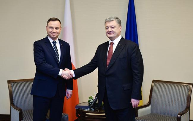 У Польщі заявили про зниження напруженості у відносинах з Україною