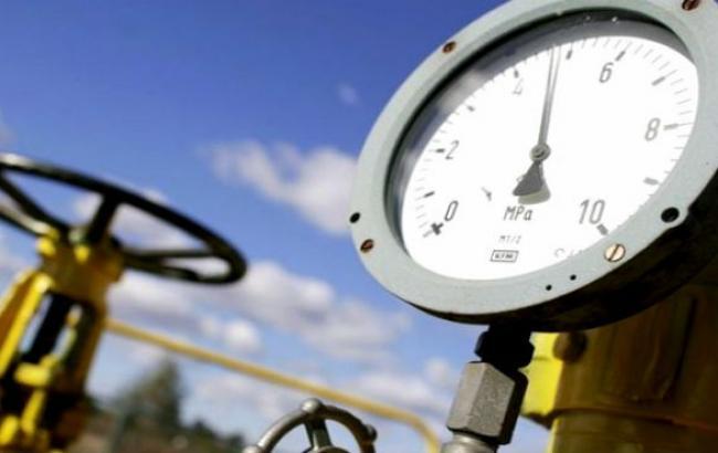 Украина импортировала за 22 дня октября 629 млн куб. м газа, с начала года импорт увеличен на 75% до 2,8 млрд