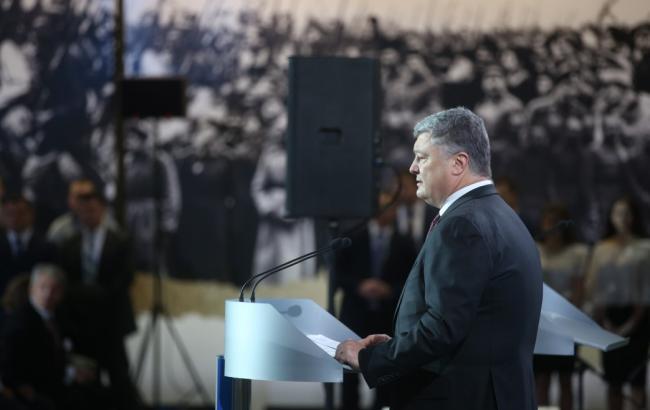 Российская пропаганда подрывает суверенитет и демократию во всем мире, - Порошенко
