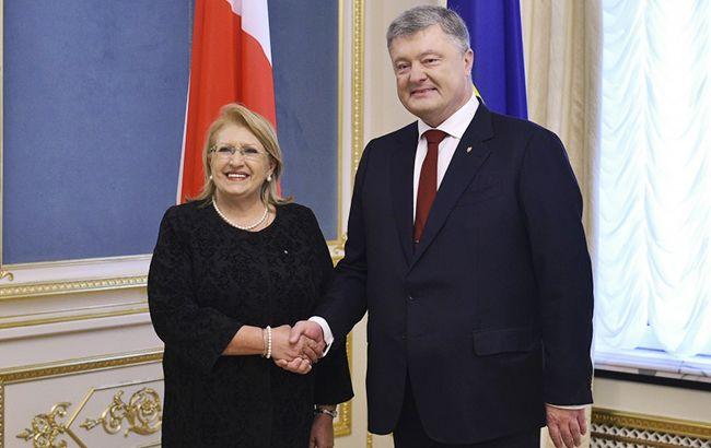Президент Мальти відвідає Україну зробочим візитом