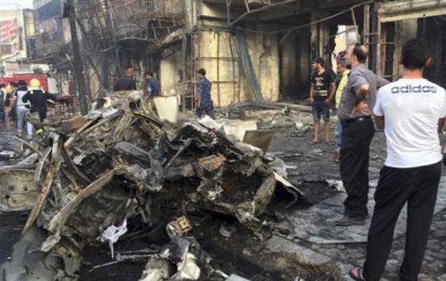 Ответственность затеракт вХомсе взяла насебя организация «Фронт ан-Нусра»