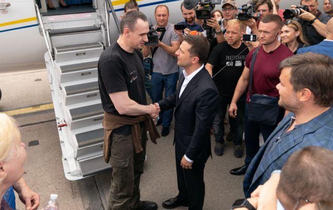 США запевнили Зеленського у підтримці на шляху до досягнення миру в Україні
