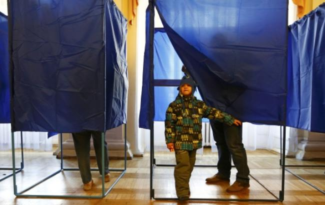 Выборы Рады: явка на 16:00 по 127 округам составила 40,42%