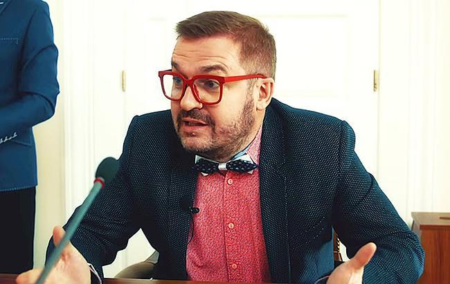 Александр Пономарев рассказал о том, какого политика он сыграл в украинском фильме