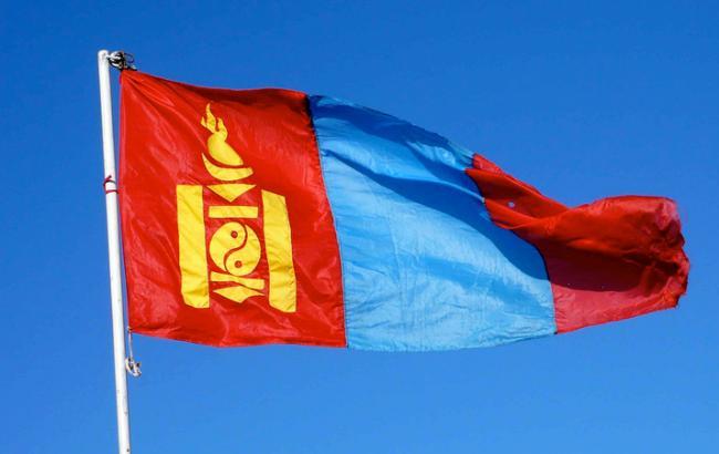 Фото: прапор Монголії