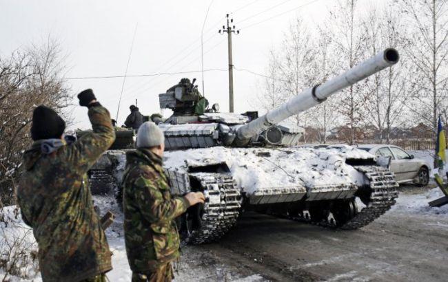 В зоні АТО за добу зафіксовано 62 обстріли, загинув український військовий