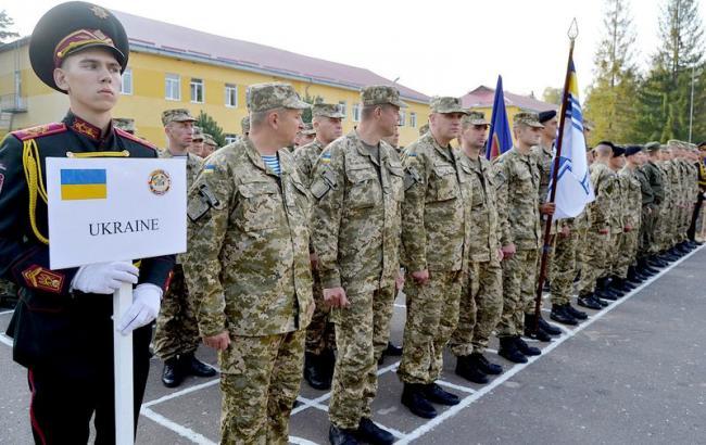 В Украине сегодня стартуют международные военные учения Rapid Trident
