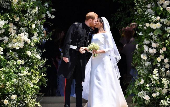 Весілля принца Гаррі і Меган Маркл: онлайн-трансляція церемонії