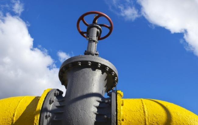 Количество газа в ПХГ Украины сократилось на 0,85% - до 10,885 млрд куб. м